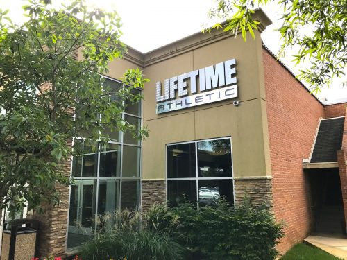 Life Time Athletic in Rockville