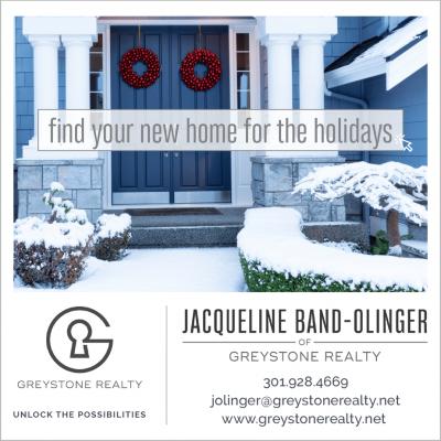 Realtor Jacqueline Olinger of Greystone Realty