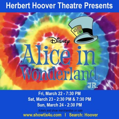 Alice in Wonderland at Herbert Hoover Middle School