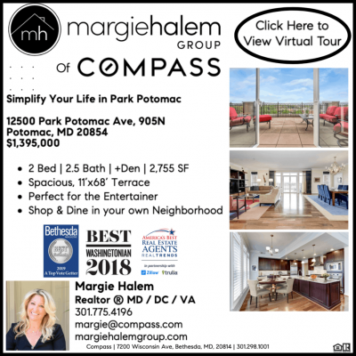 Realtor Margie Halem of Compass