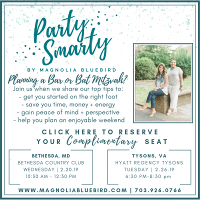 Party Smarty by Magnolia Bluebird