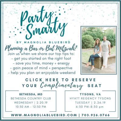Party Smarty by Magnolia Bluebird