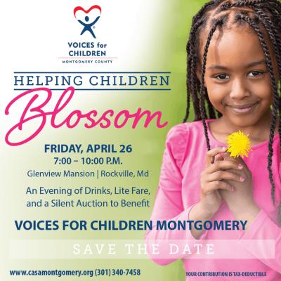 CASA Voices for Children Montgomery
