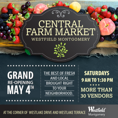 Central Farm Market at Westfield Montgomery