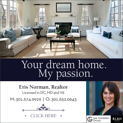 Realtor Eris Norman of Lee Goldstein Group