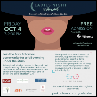 Ladies Night Park Potomac