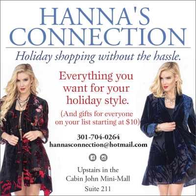 2019 Hanna's Connection Holiday Shopping