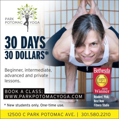 Park Potomac Yoga