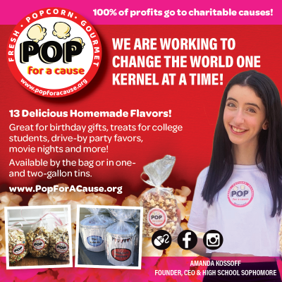 Pop for a Cause