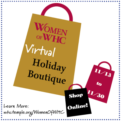 Women of WHC Virtual Holiday Boutique
