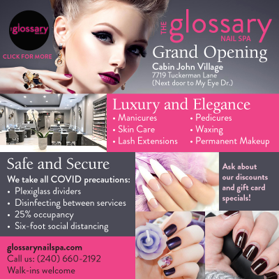 Glossary Nail Spa