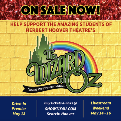 The Wizard of Oz at Hoover Middle School