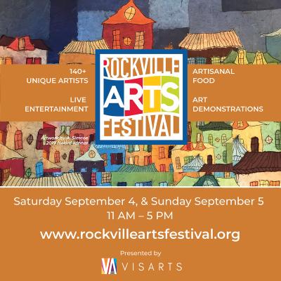 Rockville Arts Festival