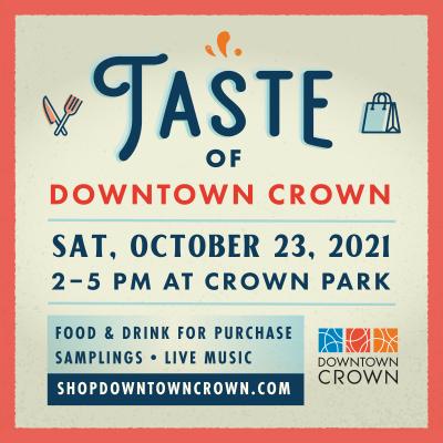 Taste of Downtown Crown
